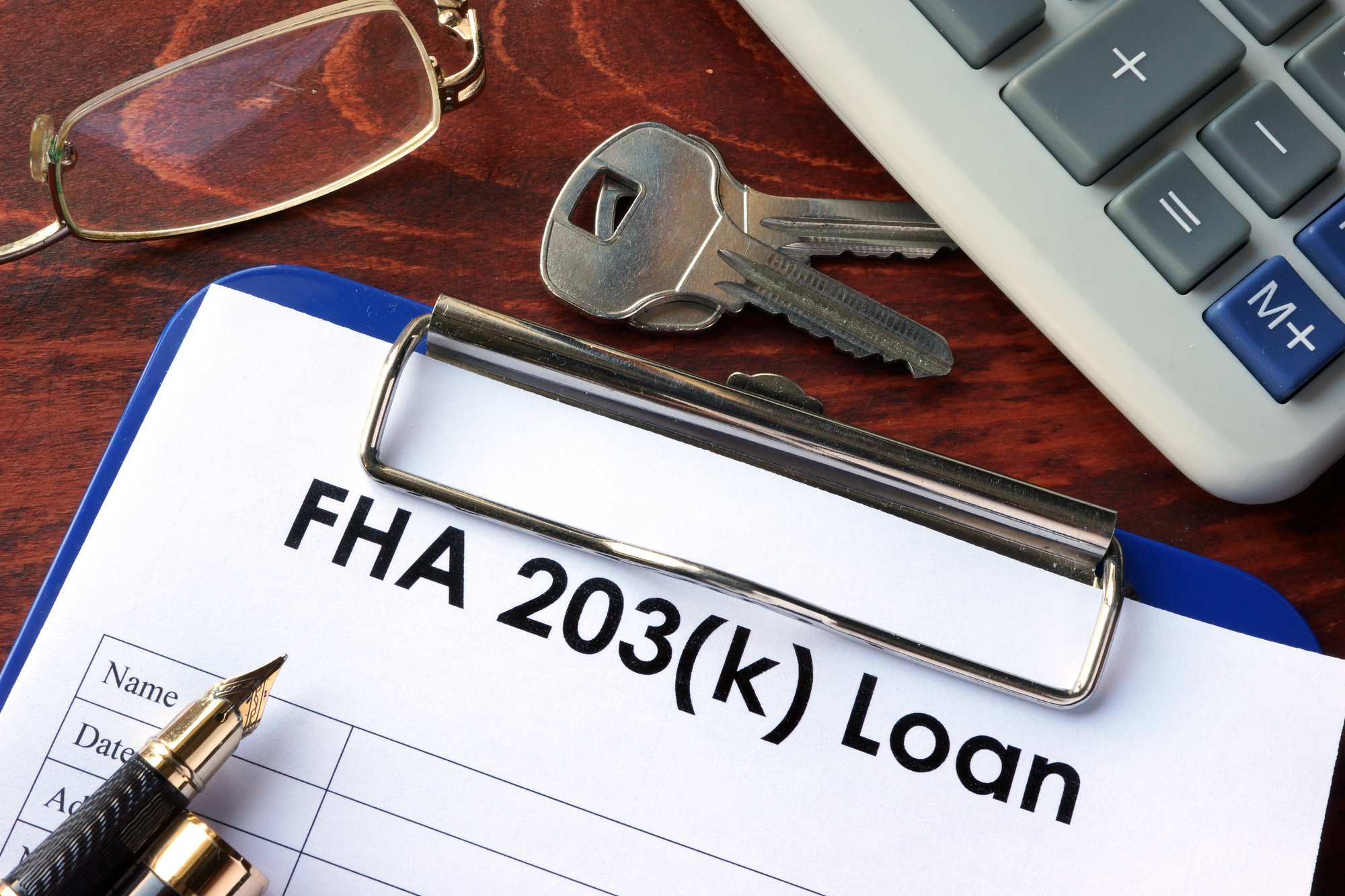 FHA loan appraisals