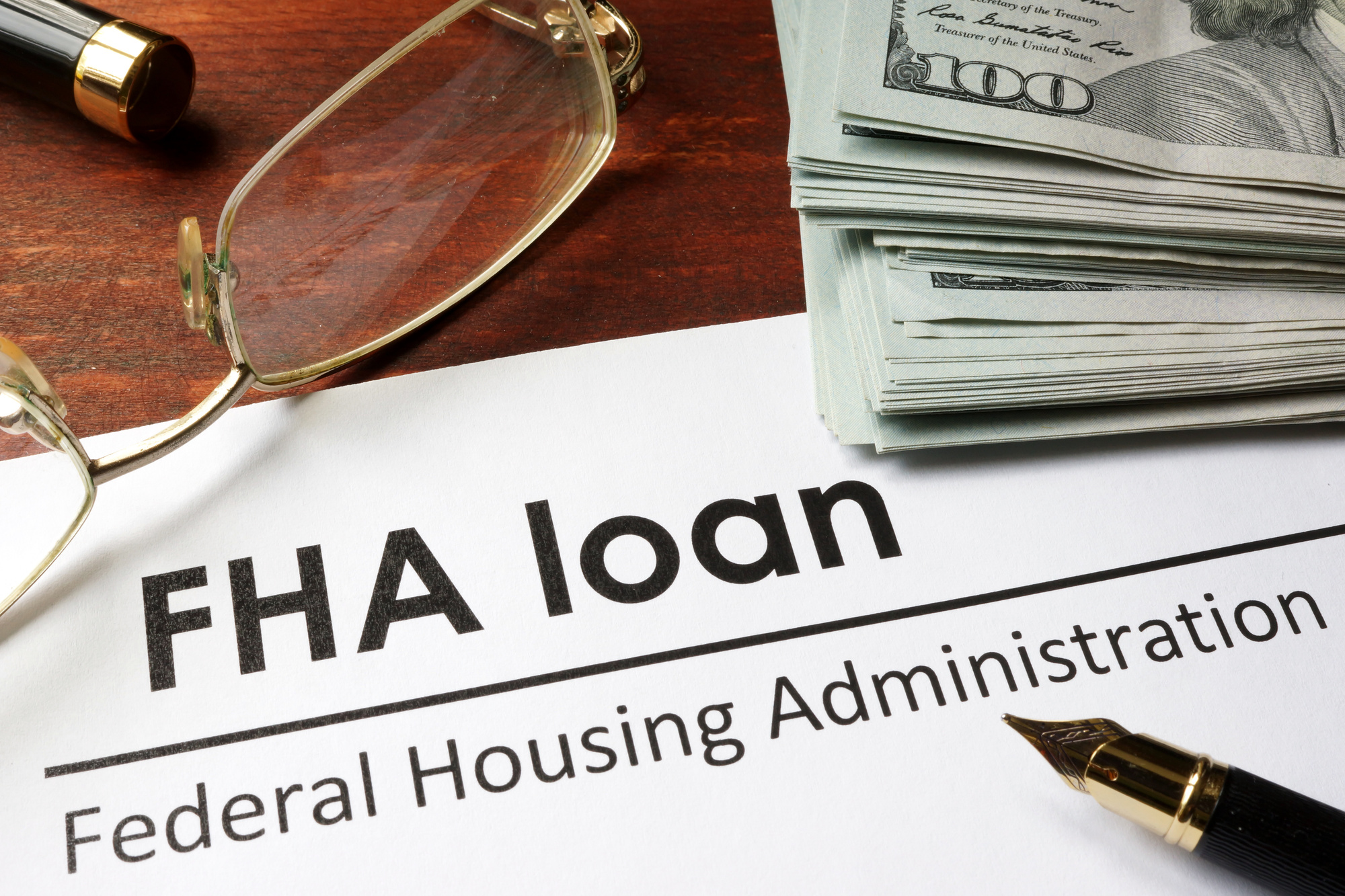 FHA loans for first-time homebuyers