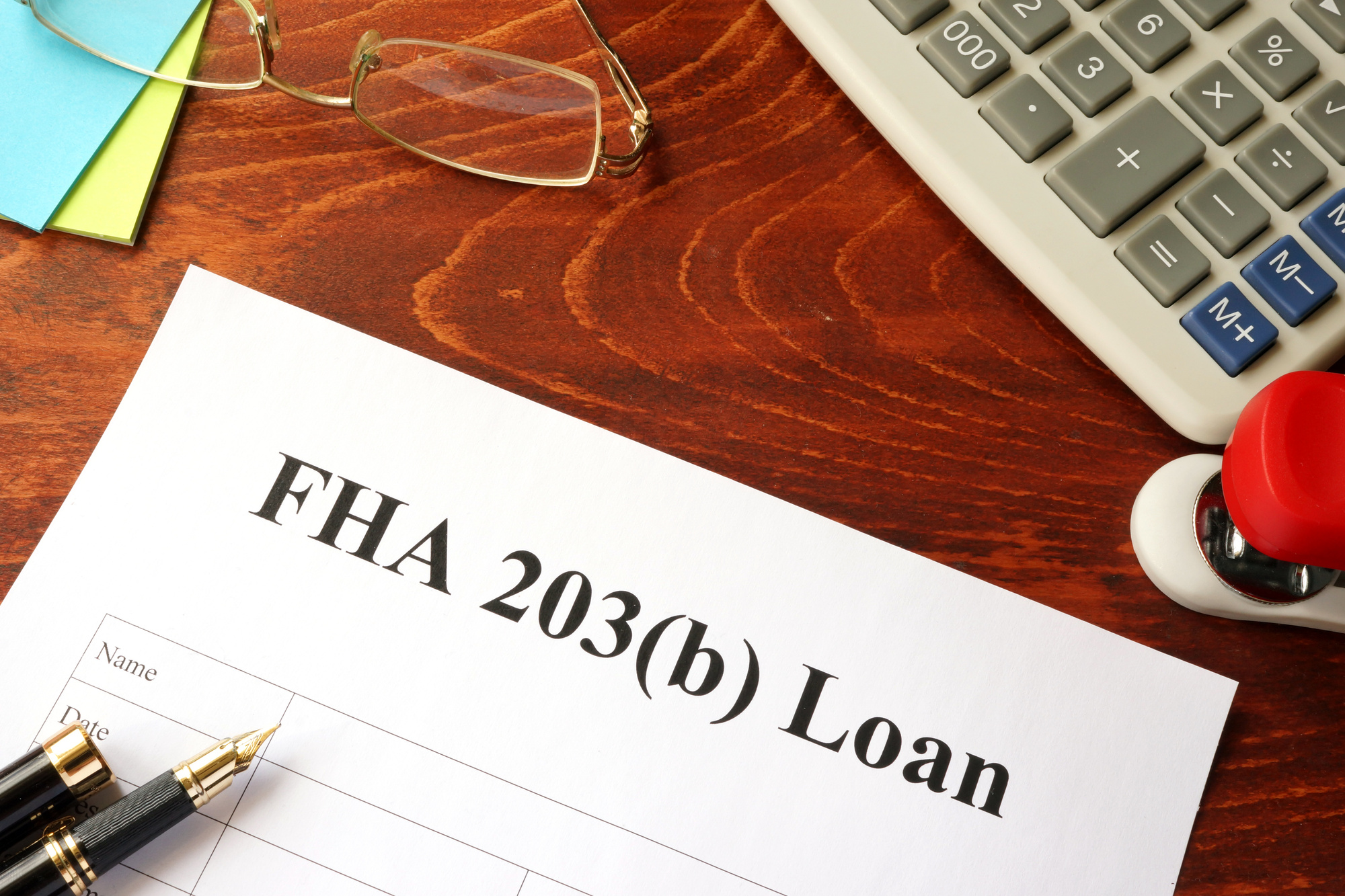 fha streamline benefits program