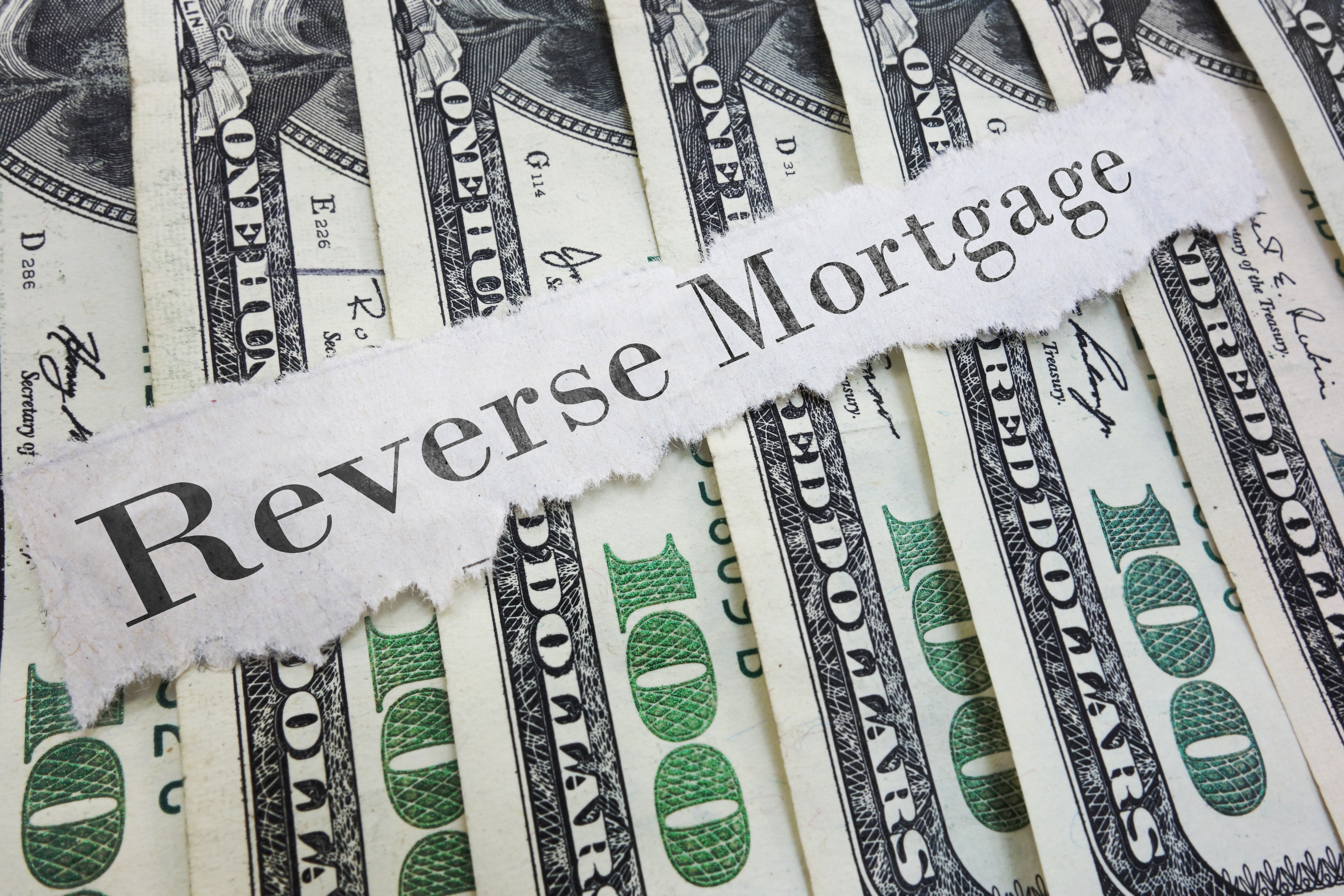 fha reverse mortgage